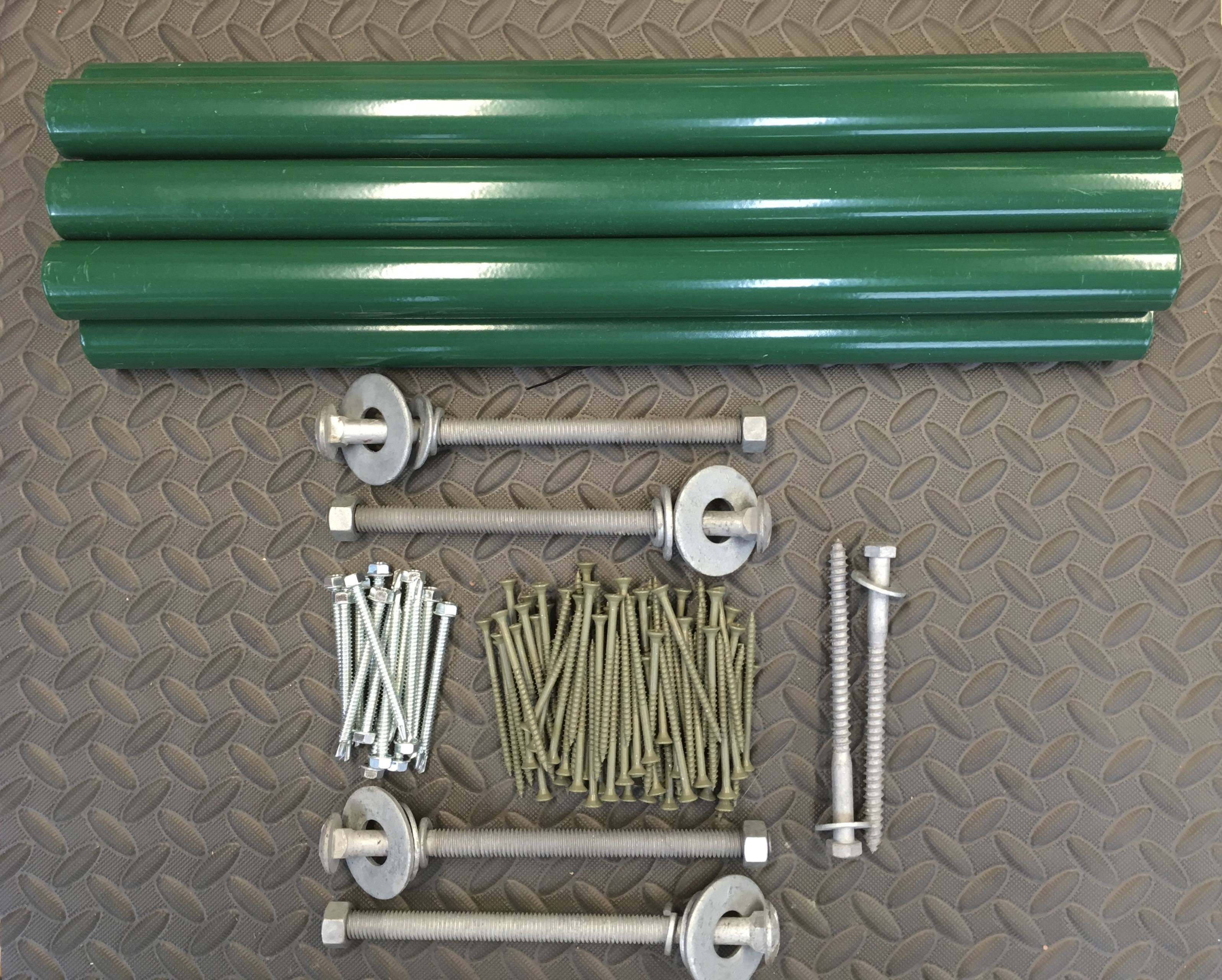 Diy Monkey Bar Add On Hardware Kit